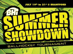 image of summer showdown logo