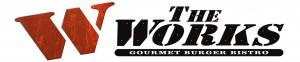 Final works logo white